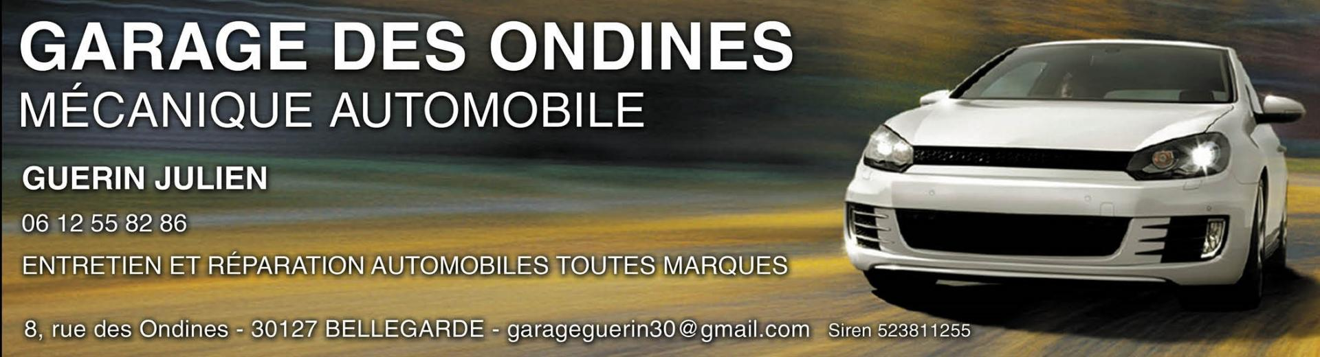 Garage des Ondines