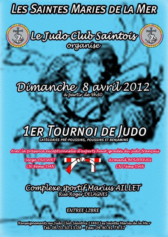 Affiche tournoi 2012